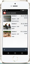 MobilniAplikaceStavby-Seznam